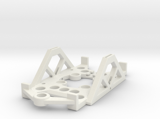 ARD4-BAT-TRAY in White Strong & Flexible