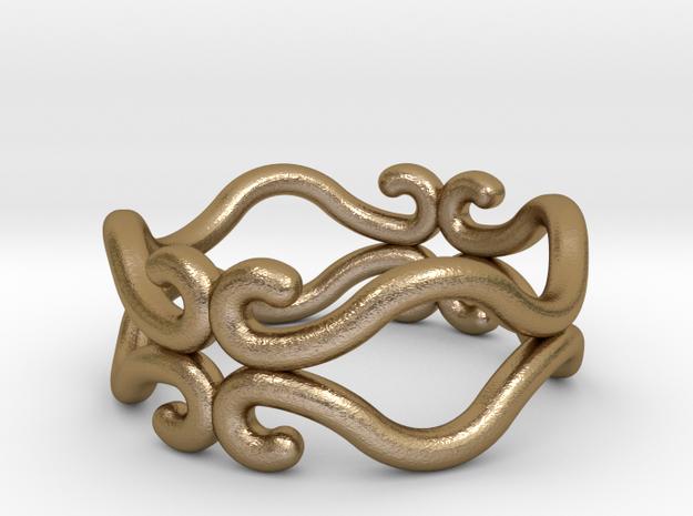 Femi Ring 1 3d printed