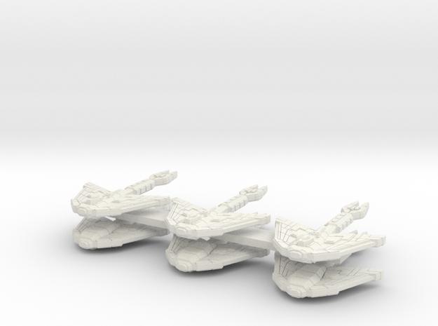 gulvystal 1/7000 6 sprue in White Strong & Flexible