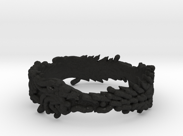 OuroBoros Ring Size 11.25 3d printed