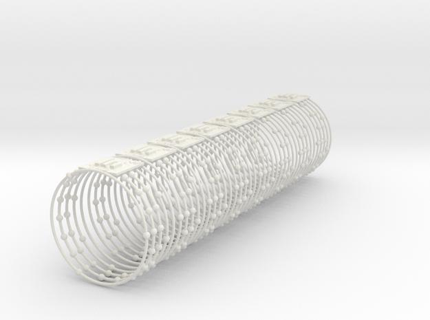 Indium Ring 3d printed