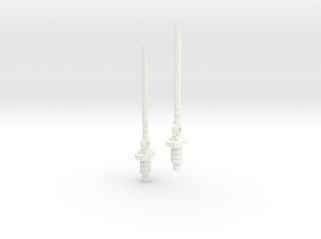 Sunlink - Arcee Swords x2 (Pair) 3d printed