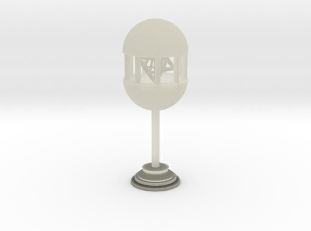 Merkabah Cage 3d printed