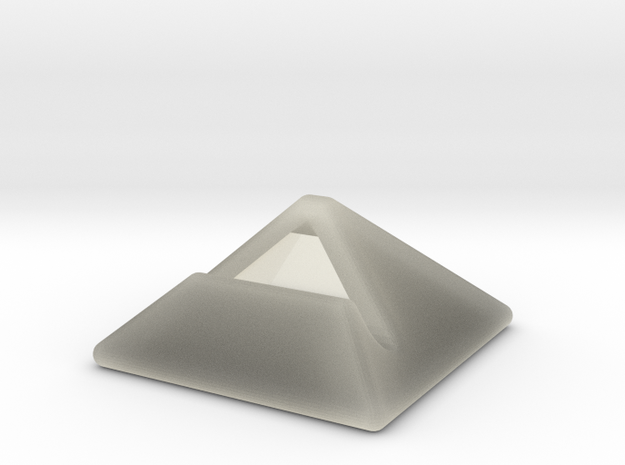 iPad Stand in Transparent Acrylic