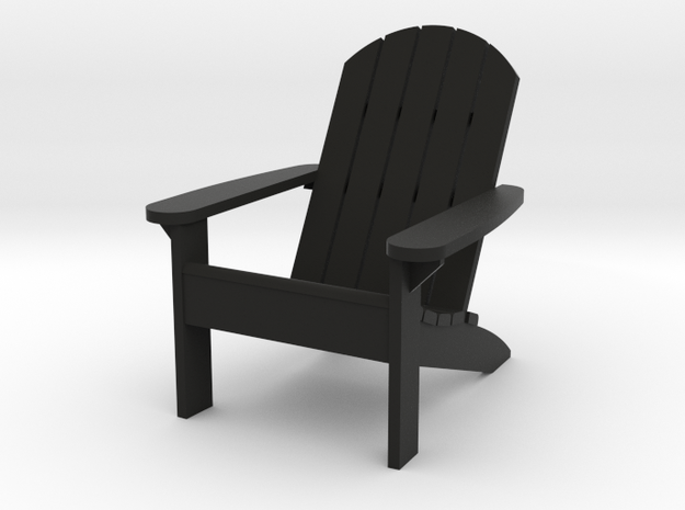 1:24 Camp Chair (Not Full Size) 3d printed