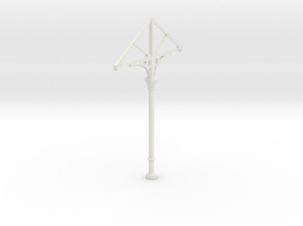 C1X Column  in White Natural Versatile Plastic
