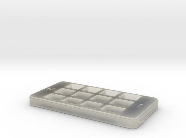 iPhone 4 in Transparent Acrylic