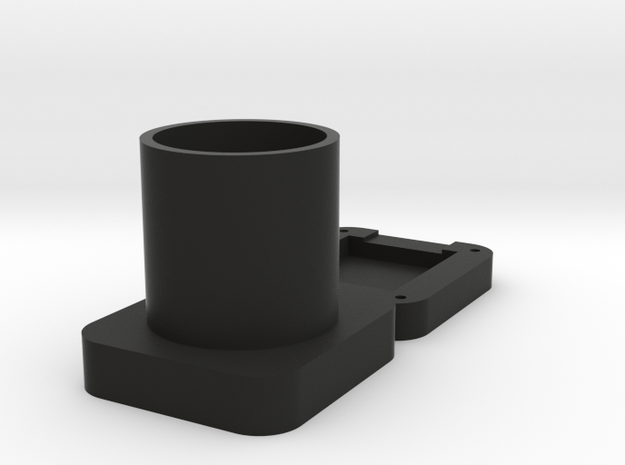 Camera Adapter in Black Strong & Flexible