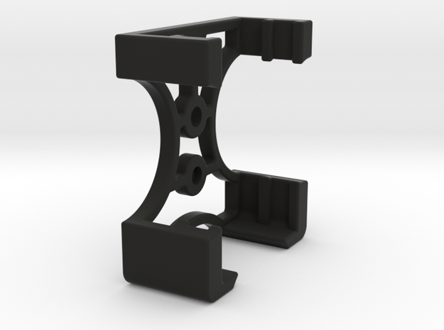 Dual iPhone 5(s) Car holder in Black Strong & Flexible