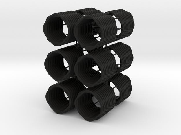 28 mm Gabions 3d printed