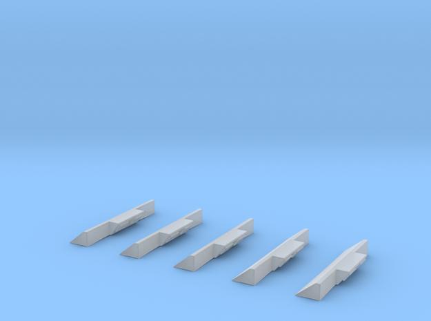 Balken für KTW-B von WAS auf Sprinter/Crafter,hint in Frosted Ultra Detail