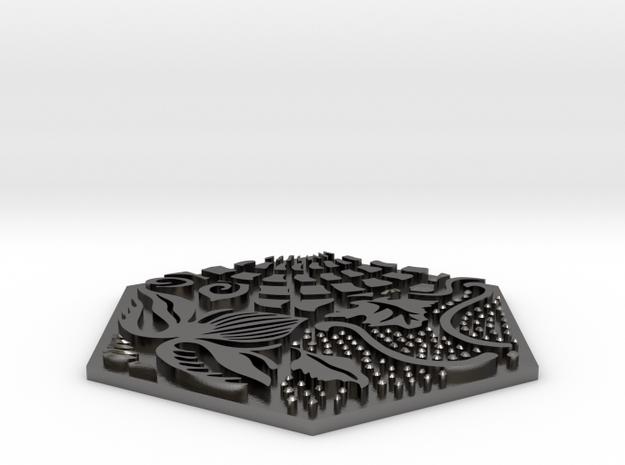 Gaudi Paver Tile 3d printed