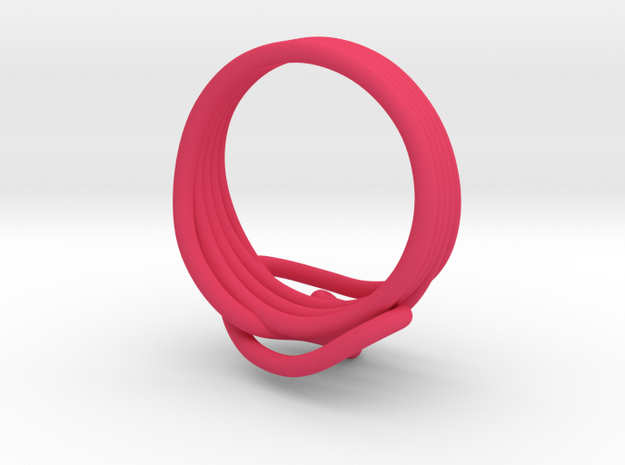 HeliX Love & Life Ring - Ring 3d printed