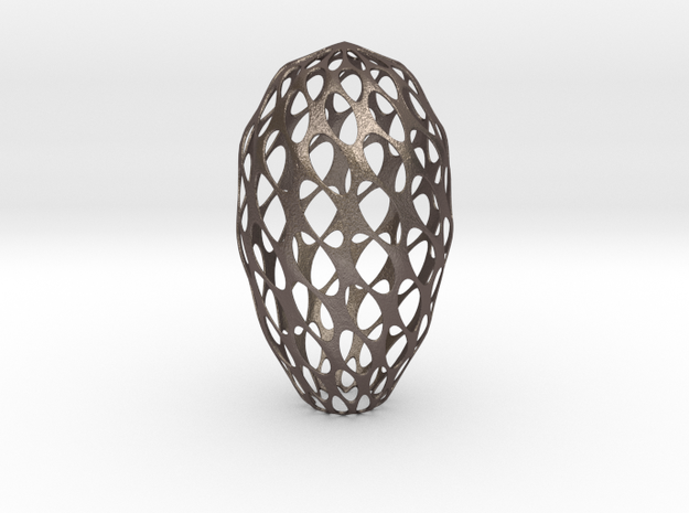 Hedron Series: Pendant Light 3d printed