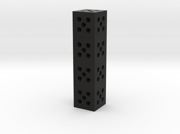 Building Block 1x4 3d printed
