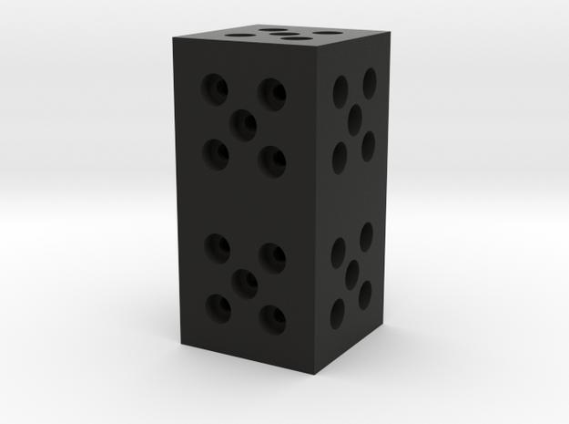Building Block 1x2 3d printed