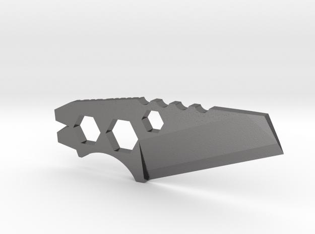 ''ShapeTool Mini'' Keychain Multitool 3d printed