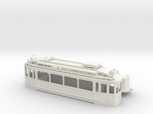 Wismar Tw 05 in White Natural Versatile Plastic