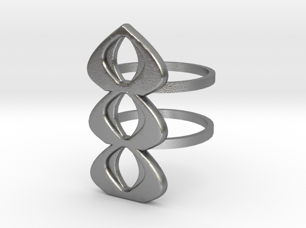 mod atomic ring size 6 3d printed