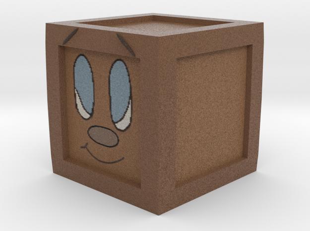 Tiny Box Tim in Full Color Sandstone