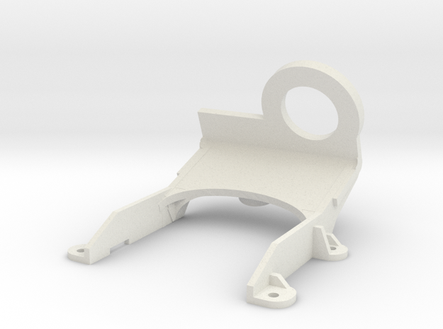 BEEFY GoPro Hero Bracket for the arDrone  in White Natural Versatile Plastic