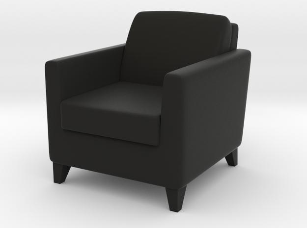 1:24 Arm Chair 1 3d printed