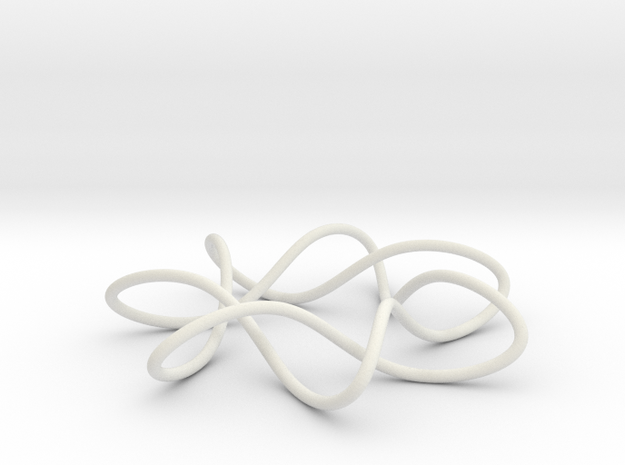 knot 7-1 100mm 3d printed
