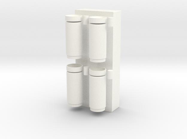 Motorbox6 Fixerrors in White Processed Versatile Plastic