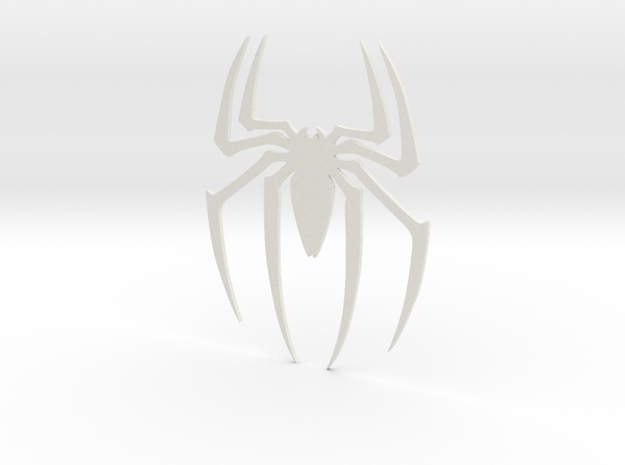 Original Spider logo 3d printed