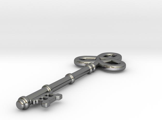 Sienna Key 3d printed