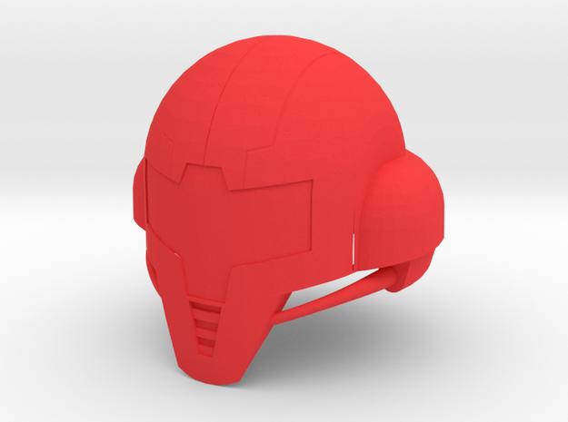 Samus Helmet 3d printed
