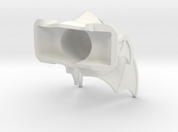 Draco in White Natural Versatile Plastic