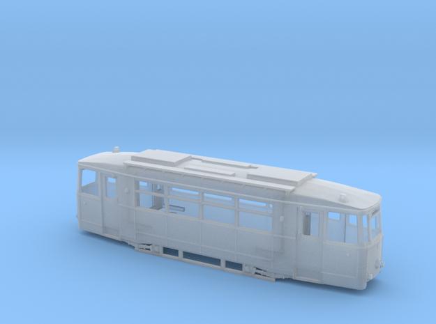 Gotha T2 Variante Lockwitztalbahn Spur H0 (1:87) 3d printed