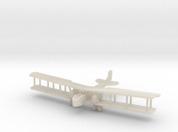 Aircraft- Gotha G.V Bomber (1/288th) 3d printed
