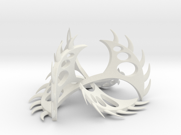FINAL SCULPTURE FOR SHAPEWAYS 3d printed