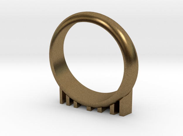 WTF?!? Ring 3d printed