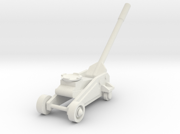 1:10 Scale Jack RC Accessory in White Strong & Flexible