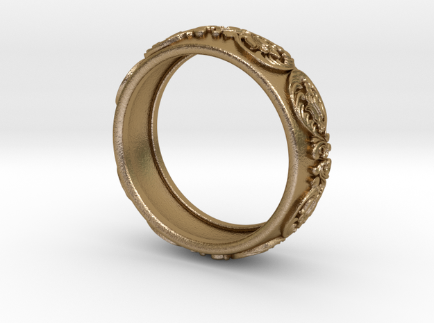 Antique pattern band 3d printed
