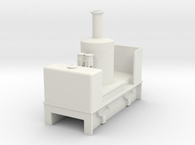 O9 vertical boiler loco