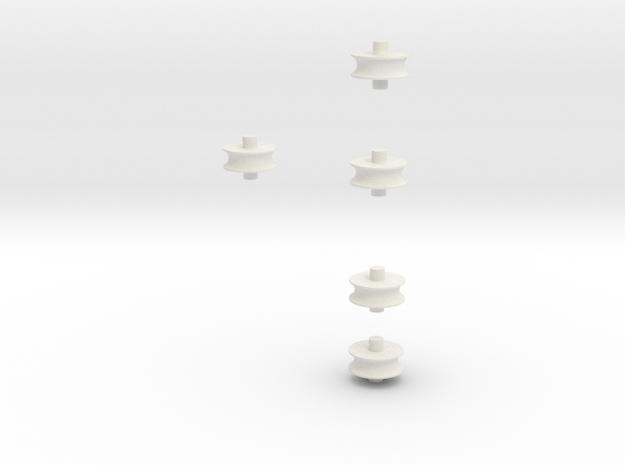 Omniwheel3 Satellite 3d printed