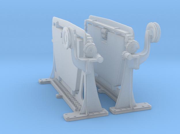 Titanic - Welin Davit Frame - Single 1/100 in Smooth Fine Detail Plastic