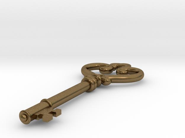 Antique Key Pendant
