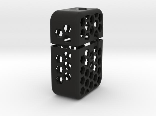 Earbud Case 3d printed
