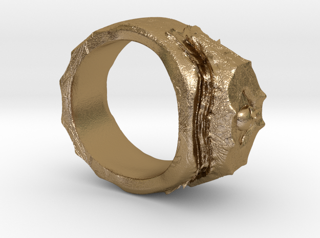 Ring of Necromancy (Pick your Size) 3d printed