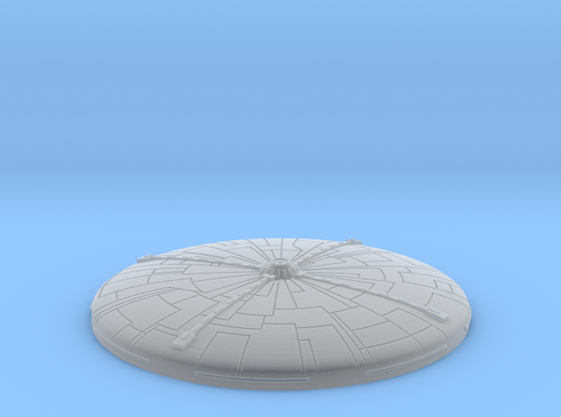 BSG (Galactica) Dome - for large Salzo kit 3d printed