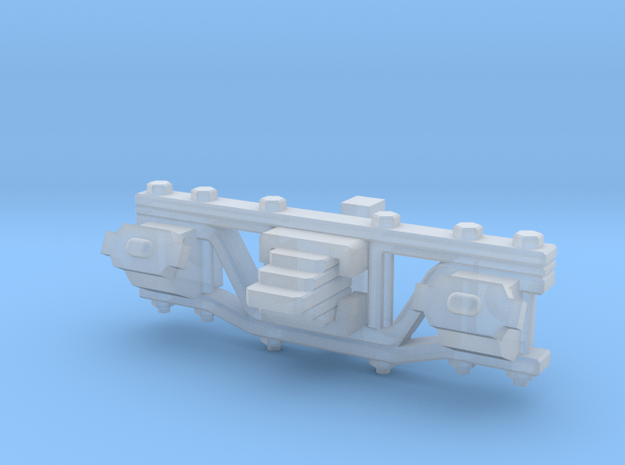 HOn3 D&RGW Truck sideframe in Frosted Ultra Detail