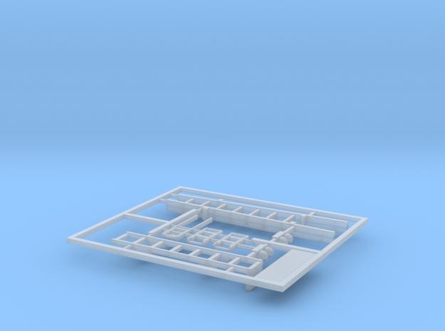 Zurüstteil für TLF2000 in Smooth Fine Detail Plastic