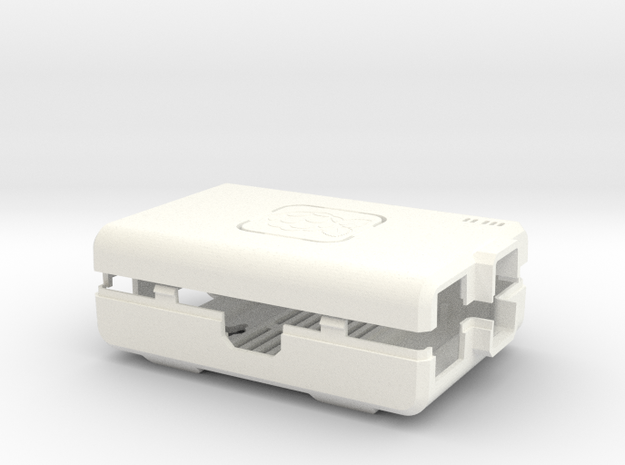Raspberry Pi CASE 1.0 3d printed