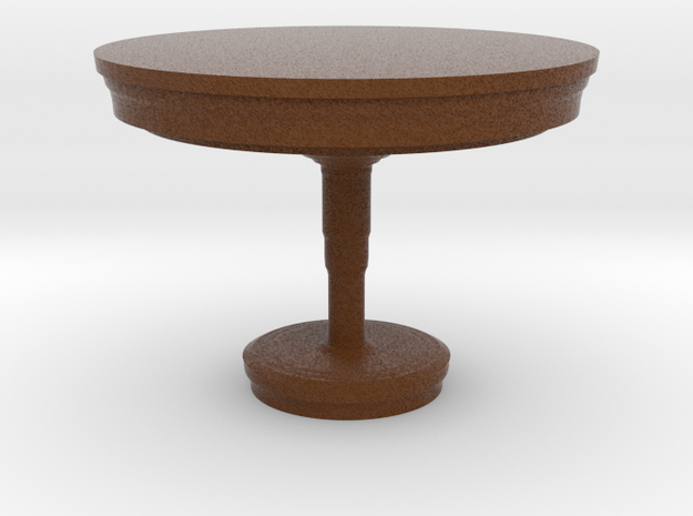 model table free to download resize to size desire 3d printed