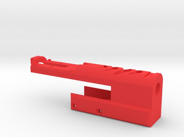 Micro Red Dot Mount for KJW 1911MEU and similar 3d printed